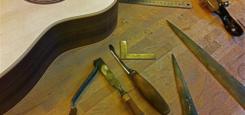 Ny modell – En traditionell gitarr!