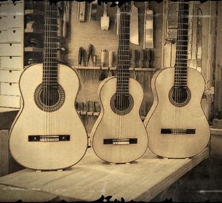 """Antonio de Torres – """"den moderna gitarrens fader"""""""