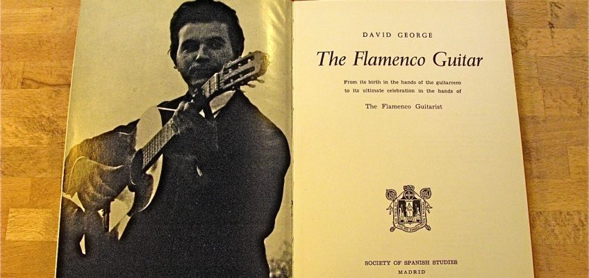"Manuel Reyes och ""The Flamenco Guitar"" av David George"