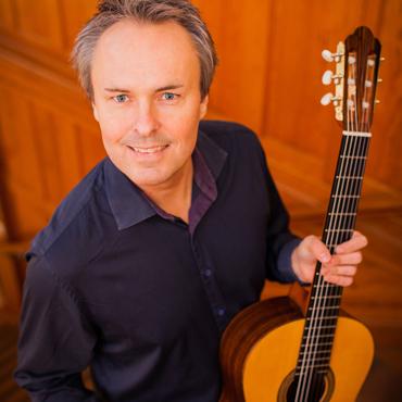Introduktion till gitarrutbildning på Musikkonservatoriet Falun