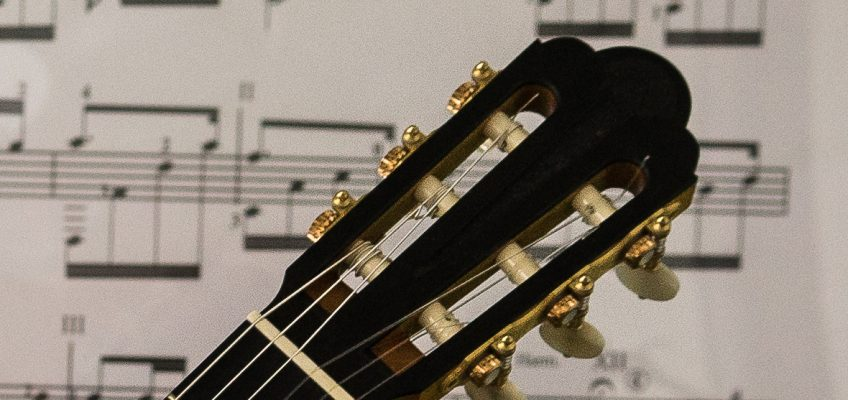 La Rubia – Historien om en gitarr, eller om att inte ge upp!