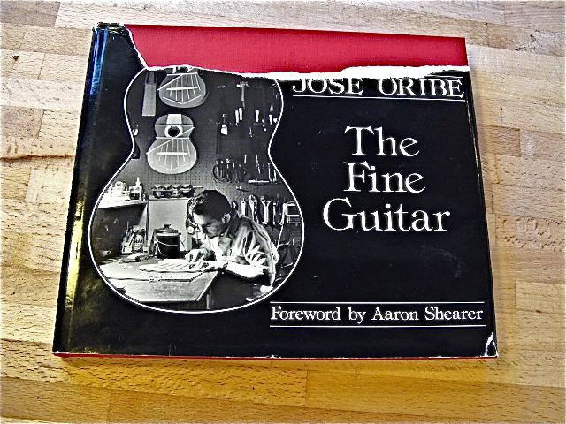 Gitarrlitteratur – José Oribe: The Fine Guitar